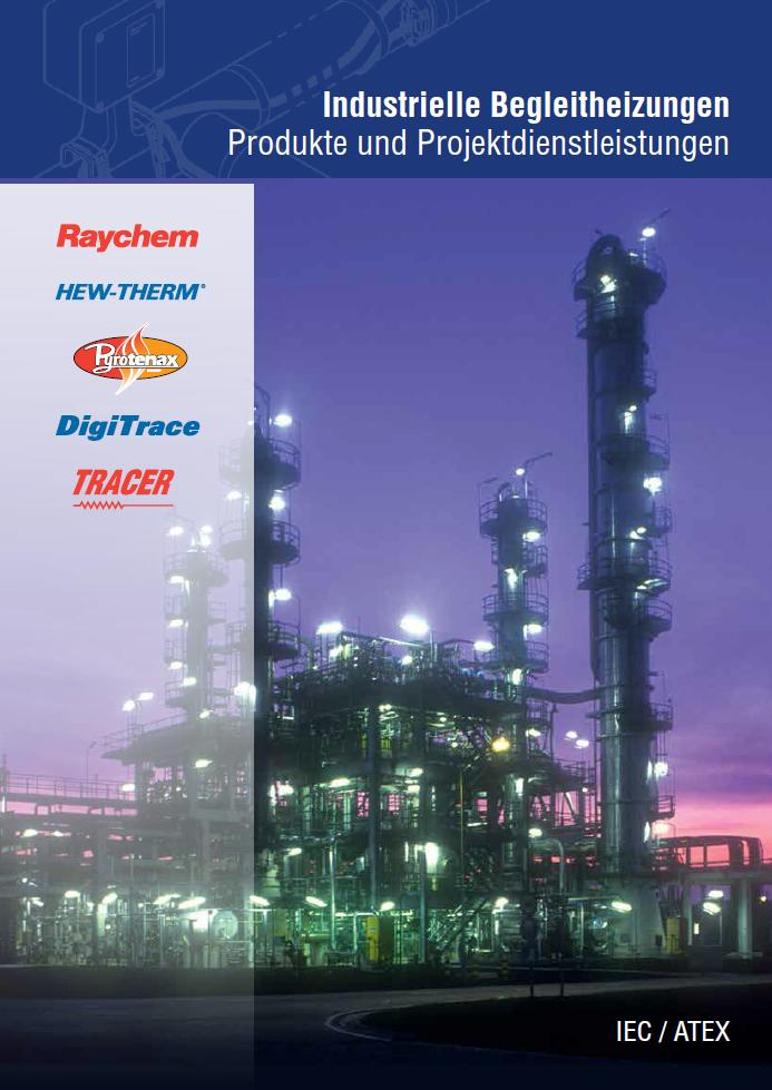 Industrielle Begleitheizung - Datenbuch - Pentair-Thermal-Management