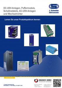 J.Schneider-USV-Anlagen-Transformatoren-Schaltnetzteile-Produktspektrum