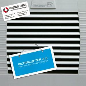 Pfannenberg Filterlüfter 4.0