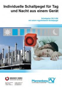 Pfannenberg Schallgeber DS 5-DN