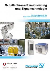 Pfannenberg Schaltschrank-Klimatisierung Signaltechnologie Food and beverage
