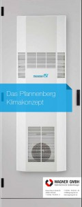 Pfannenberg ecool Schaltschrank- Klimatisierung
