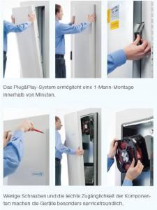 Pfannenberg Plug&Play
