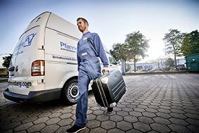 Pfannenberg full-service