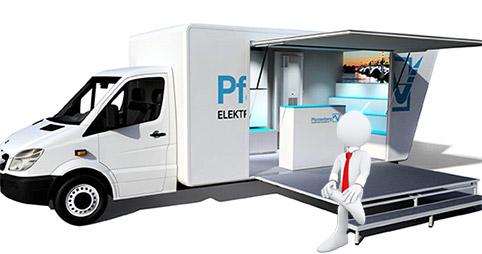 PFANNENBERG Show-Truck
