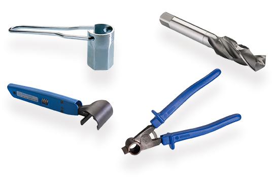 Pflitsch Kabelverschraubung Werkzeuge