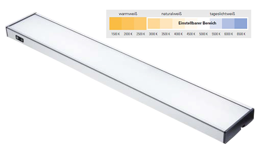 LED2WORK SYSTEMLED TUNABLE WHITE - LED Systemleuchte